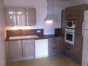 Pose d'une cuisine à Restinclières (34160)