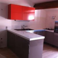 pose d'une cuisine à Lansargues / ART'34 Artisan Montpellier